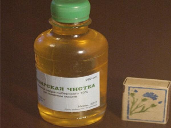Сибирская чистка кедровой живицей - инструкция, отзывы, противопоказания