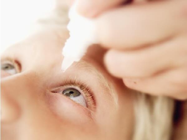 Пихтовая живица для глаз