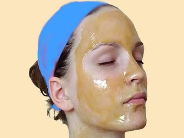 Маски для лица с льняным маслом