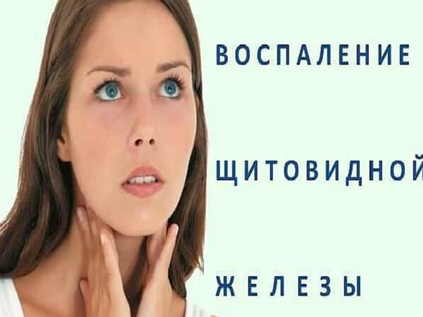 тиреодит - лечение препаратом Эндонорм