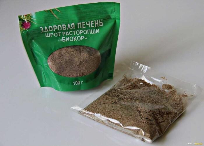 Чем полезна расторопша для печени