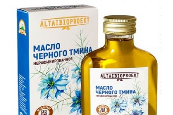 Масло тмина от алтайбиопроект
