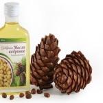 Масло кедровое - полезные свойства и применение