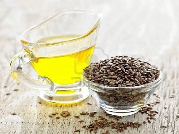 Льняное масло - фото
