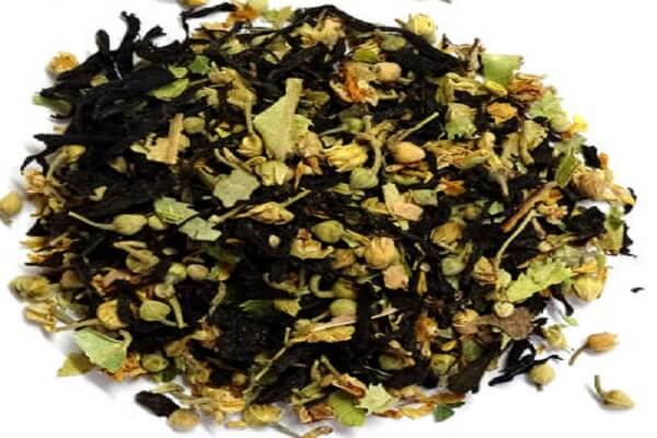 Иван чай с липовым цветом - фото