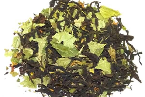 Иван чай со смородиновым листом - фото
