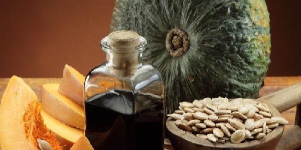Тыквенное масло применение